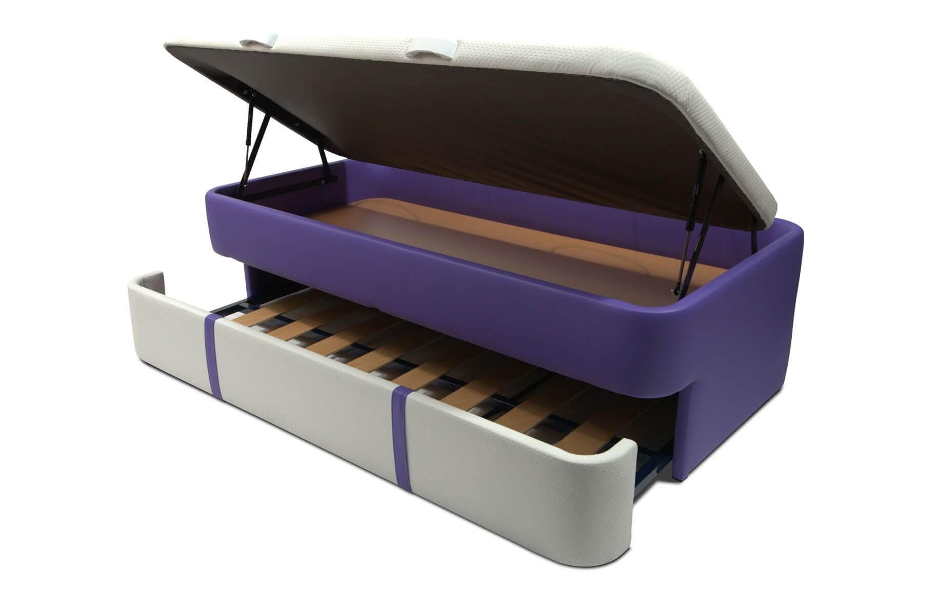 Canapés abatibles y camas con almacenaje | Bedland
