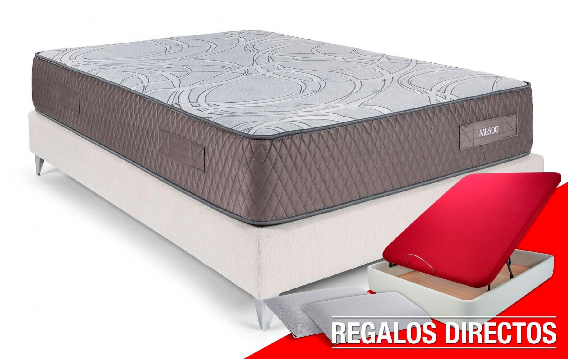 Colchon Viscoelastico Ml600 Adaptabilidad Y Confort Bedland ~ Los Mejores Colchones Para La Espalda