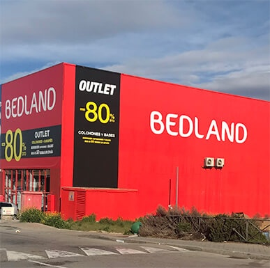 Madrid Fuenlabrada - Outlet Bedland